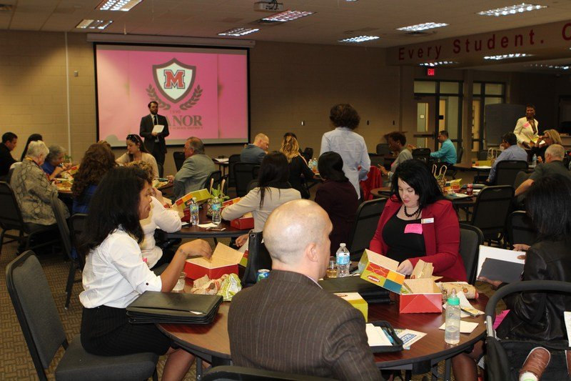 MISD Hosts Real Estate Professionals Luncheon to Discuss District Initiatives Thumbnail Image