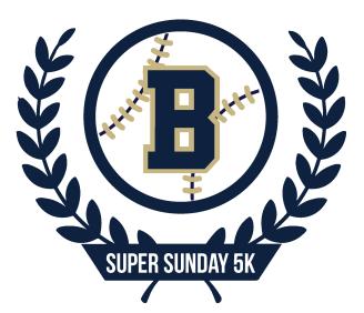 Bosco Baseball Super Sunday 5K - Sunday, February 7