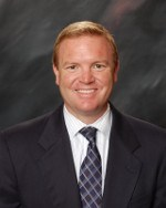 Picture of Owen Crosby, the Assistant Superintendent of Educational Services for the Huntington Beach Union High School District.