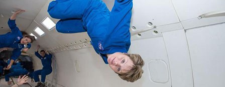 Astronaut Anne McClain - on our Campus