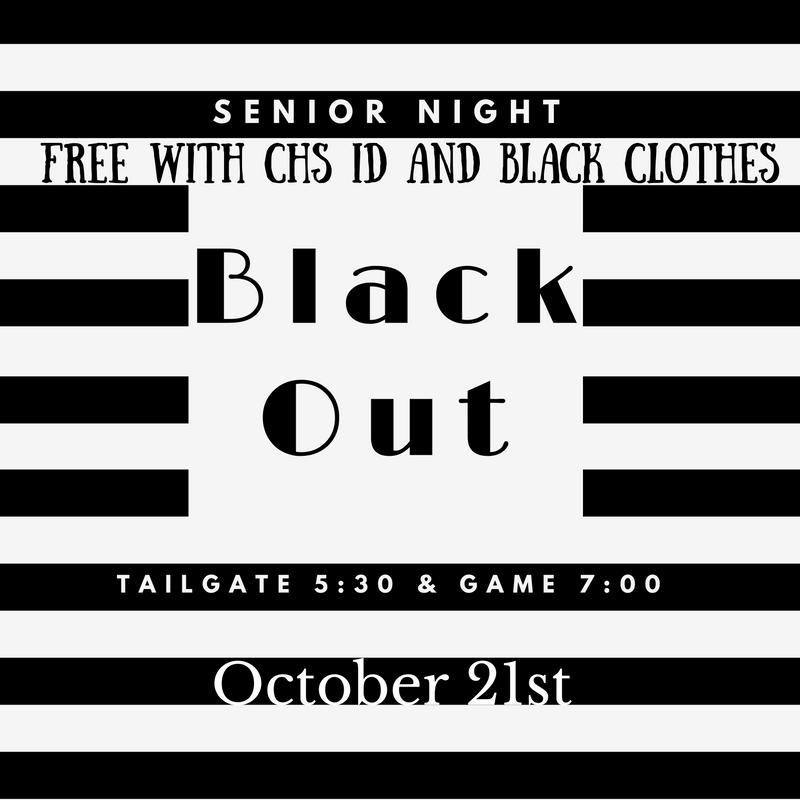 Senior Night Thumbnail Image