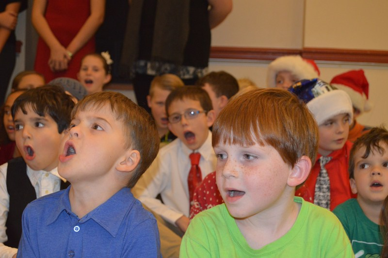 Holiday Sing-a-long 2015: The True Spirit of the Holidays!