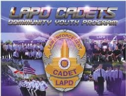 LAPD Junior Cadet Program