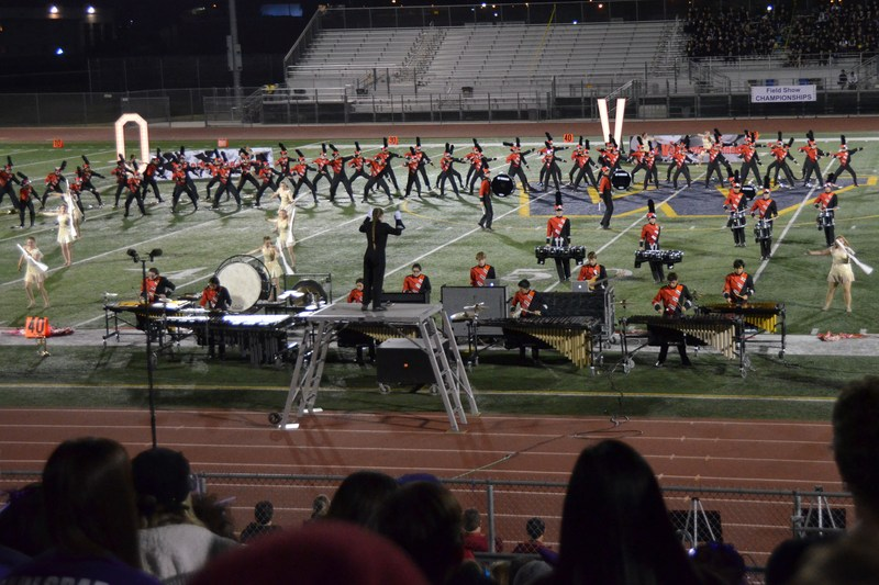 Two Marching Bands Win State Championships