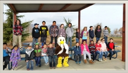 Congratulations to the Golden Hills Eagles, this week's one and only Attendance Achiever!