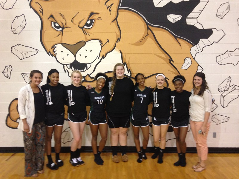 Volleyball  Schedule for 2015