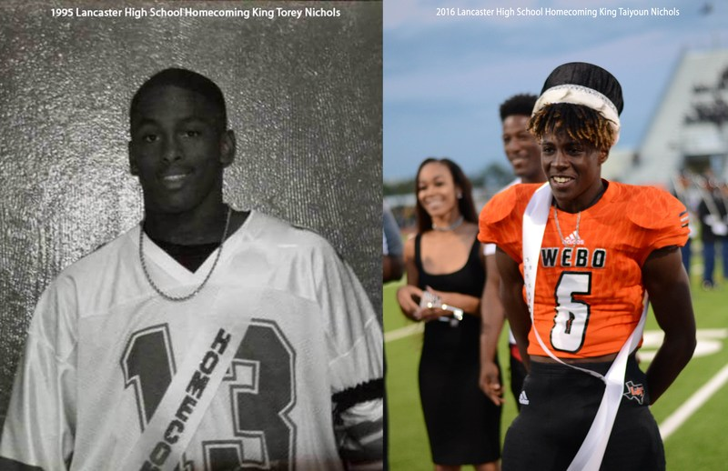 Lancaster High School Homecoming King Continues Legacy Thumbnail Image