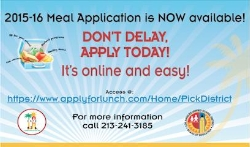 LAUSD Meal Applications