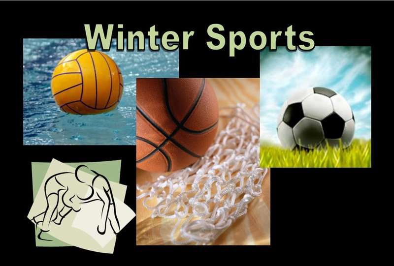 WINTER SPORTS ARE HERE!