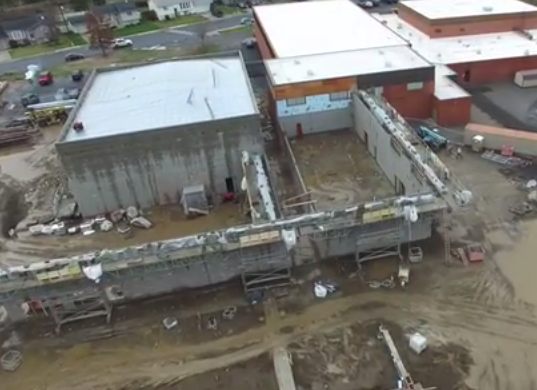 New Northwood Construction Video . . . December 12, 2016 Featured Photo