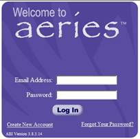 Access Your Student Aeries Account Here