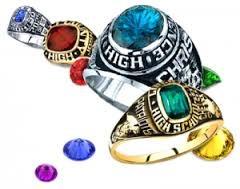 Junior Class Rings