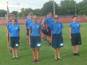 NJROTC Cadets Compete