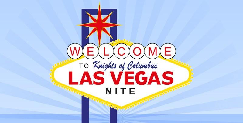 Knights of Columbus Casino Night Fundraiser - Saturday, May 2