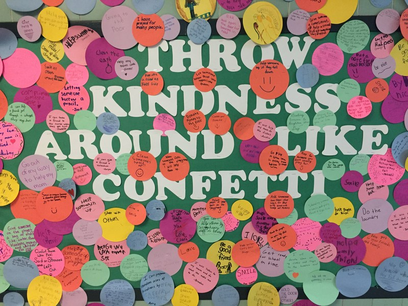 Random Acts of Kindness Week Feb. 13-17 Thumbnail Image
