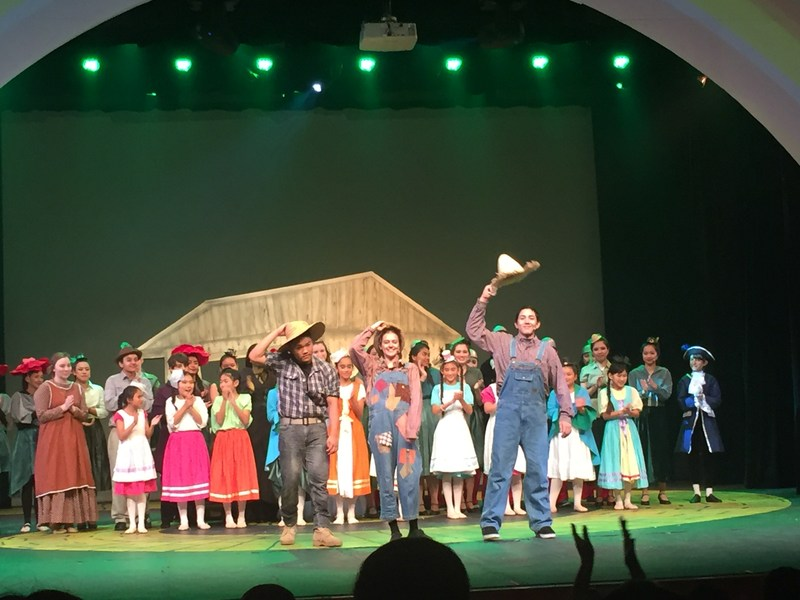 Wizard of Oz Dazzles Audiences