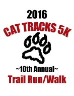 10th Annual Cat Tracks 5K Run/Walk Thumbnail Image