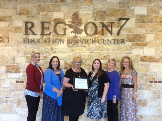 Cain Elementary Receives Reward School Award