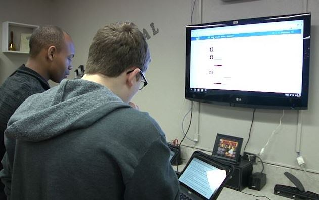 Temple High School Students Receive Google Certification