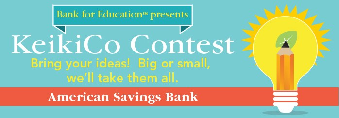 ASB Bank For Education KeikiCo Contest