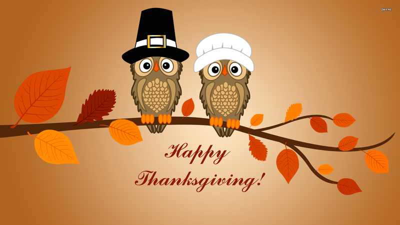 Happy Thanksgiving Mohawks!