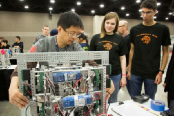 Robotics Club Thumbnail Image