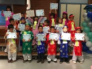 Vietnamese Dual Language Immersion Academy Celebration
