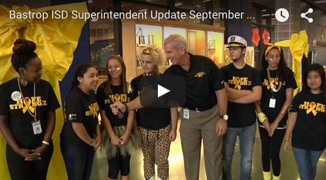 BISD Superintendent's Update for September