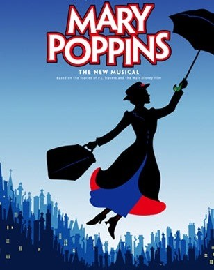 HMS Musical 2016, Mary Poppins, Opens Thursday, February 25th