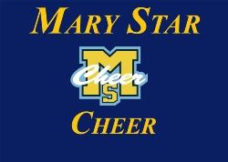 Mary Star's Newest Cheerleader