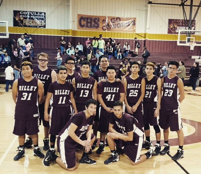 Congratulations to the Varsity basketball team!