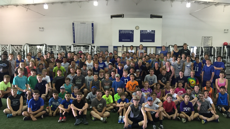 WISD Summer Strength and Conditioning Program