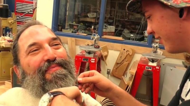 Friedman Wins New Stiles Machine for Saugus Wood Shop
