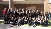 CJH CHOIRS TAKE SWEEPSTAKES AT UIL CONTEST