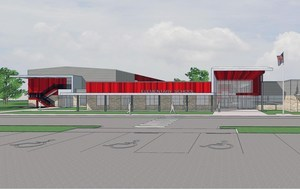 BOARD SELECTS, ALMA BREWER STRAWN ELEMENTARY, AS THE NAME FOR THE NEW SCHOOL