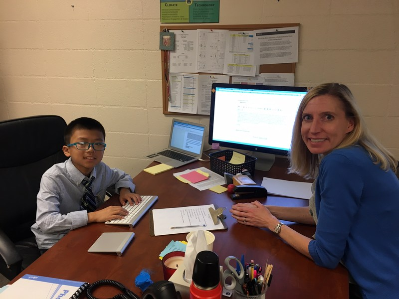 Principal for the Day: Guest Writer