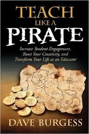 """SAVE the DATE: November 18th, Author of """"How to teach like a pirate"""" Dave Burgess is coming to Humboldt County"""
