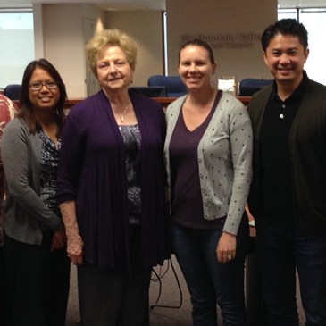 Fountain Valley Schools Foundation Names 2015-16 Officers, Approves Funds for Music & Robotics
