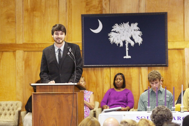 NTHS inducts new members