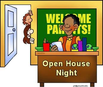 Open House Night animation