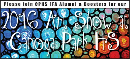 2ND ANNUAL FFA BOOSTER PANCAKE BREAKFAST AND ART SHOW
