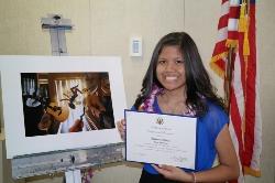 2015 Congressional Art 3rd Place Winner