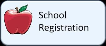Registration Information for 2015-2016