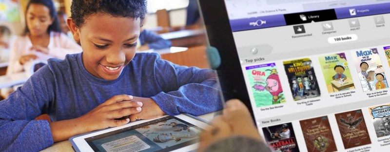 MISD Surpasses 100,000 Books Read in Week 19 myON Report Thumbnail Image