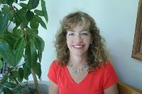 """Congratulations to Sally Goebel, the PTO's April """"Volunteer of the Month""""!"""