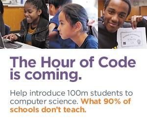 Hour Code Flyer