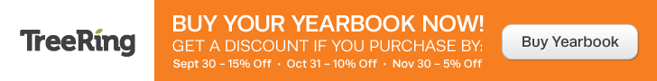 The 2015-2016 Yearbook is on sale.