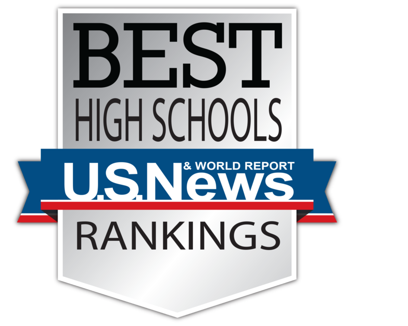 Harrison High School Recognized by U.S. News and World Report