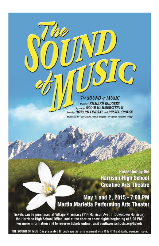 """The Sound of Music"" is Coming Soon"