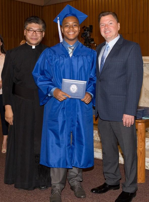 2015 High School Graduation Ceremony Photos